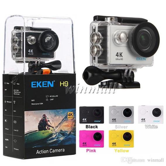 Eken Esporte Ação H9r 4k + Cartão Mixza 32gb