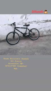 Bicicleta Para Chicos . Rodado 20 . Súper Accesible! . Negro