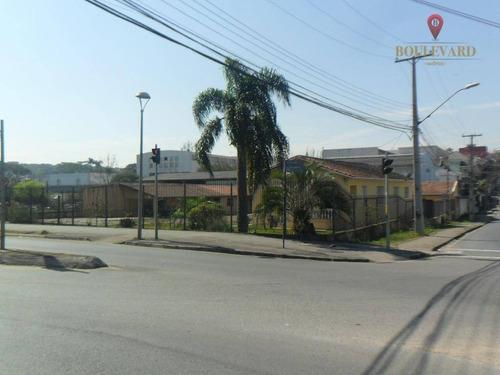 Casa Em Terreno De 1.856 M² À Venda, Por R$ 3.800.000 - Uberaba - Curitiba/pr - Ca0263
