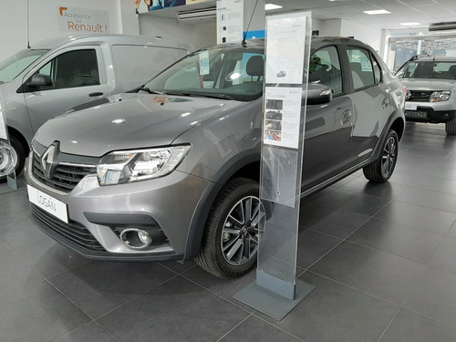 Renault Logan 2021 1.6 16v Intense 0km