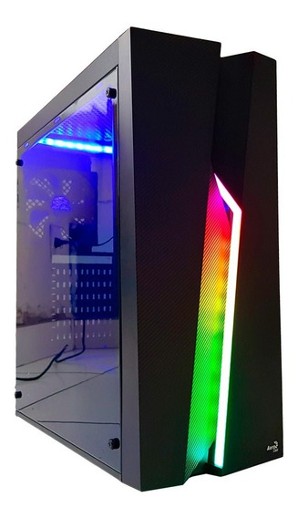 Cpu Gamer Intel/ Core I5/ 16gb/ 1tb/ Gt1030 / Wi-fi/ Led Gab