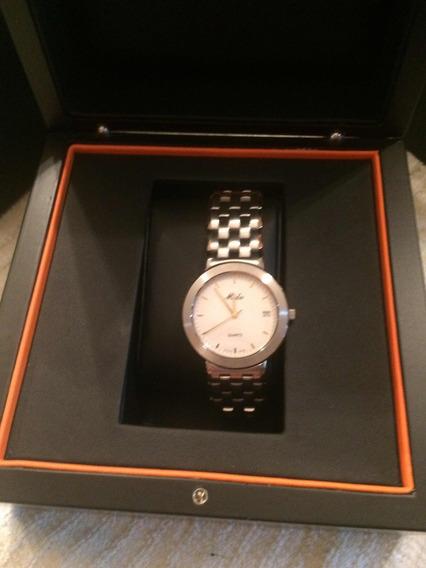Reloj Mido Original Nuevo En Estuche De Lujo