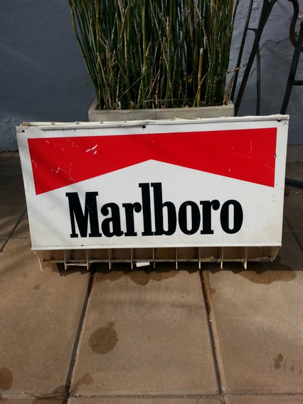 Excibidor Cigarrillos Malboro