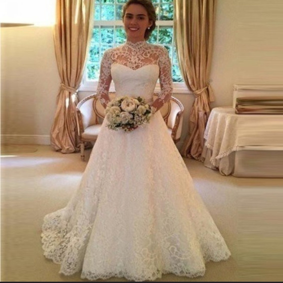 Vestido De Noiva Importado Barato