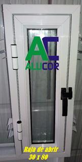 Raja De Aluminio 30x80
