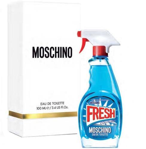 Imagem 1 de 6 de Perfume Moschino Fresh Couture Feminino Edt 50ml Original