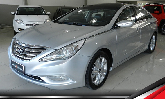 Hyundai Sonata Gls 2.4 182cv Com Tetto Panorâmico Xenon Top