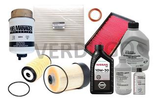 Kit Mantención Completa Nissan Np300 - Original