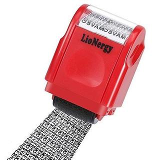 Sello De Seguridad Para Proteccion De Identidad Diseño De L