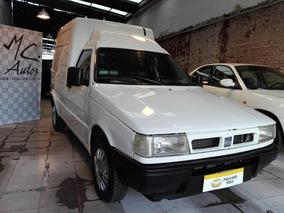 Fiat Fiorino 1.7 Diesel 1999 Muy Buen Estado General