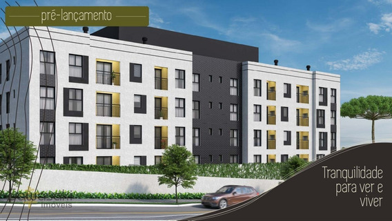 Apartamento A Venda No Bairro Centro Em Araucária - Pr. - Ap-1404-1