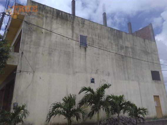 Loja À Venda, 540 M² Por R$ 850.000 - Nova Tiúma - São Lourenço Da Mata/pe - Lo0020