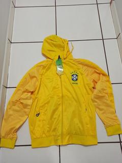 Agasalho Seleção Brasileira Alta Qualidade