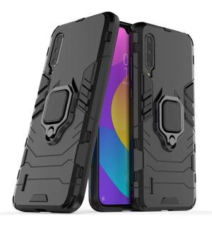 Funda Xiaomi Mi A3 Magnetic Armor Case Rudo + Vidrio + Envío