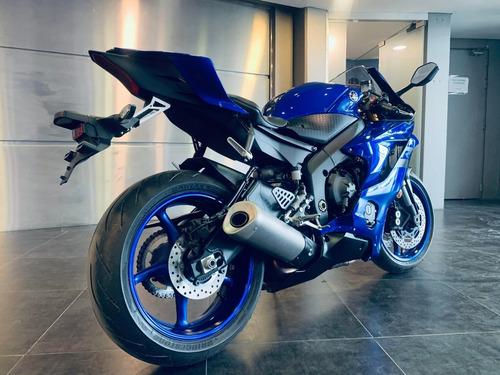 Yamaha R6 / Impecable Al 100% / Pocos Km / Nzr