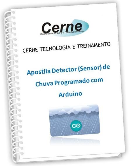 Apostila Usar Detector (sensor) De Chuva Com Arduino