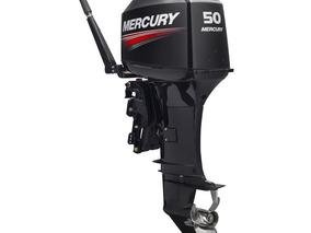 Motor De Popa Mercury 50 Hp M - 2 Tempos