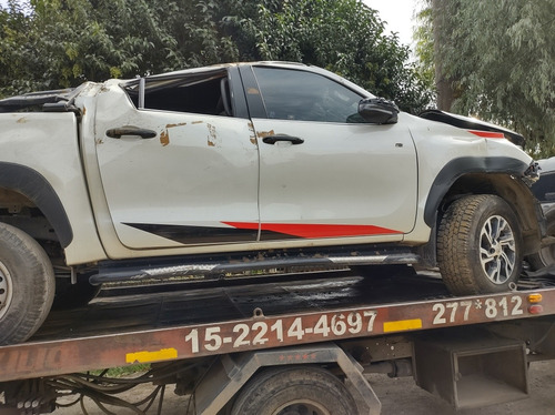 Toyota  Hilux Gs Gs
