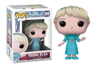 Funko Pop Frozen Ii Young Elsa -588-