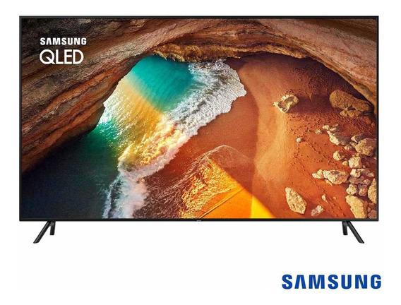 Qled Samsung Tv Uhd 4k 2019 Q60 55 , Pontos Quânticos