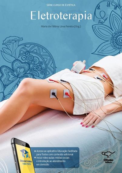 Livro Eletroterapia Maria De Fátima Lima Pereira