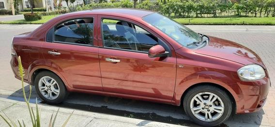 Chevrolet Aveo Aveo Emotion