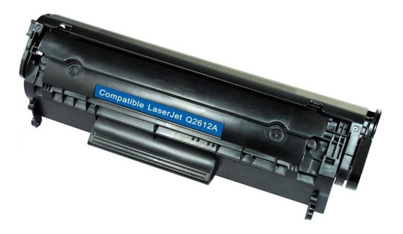 Toner Compativel Hp 12a