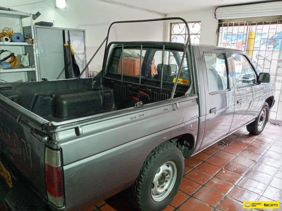 Nissan D-21 Mt 2400cc Aa 4x2