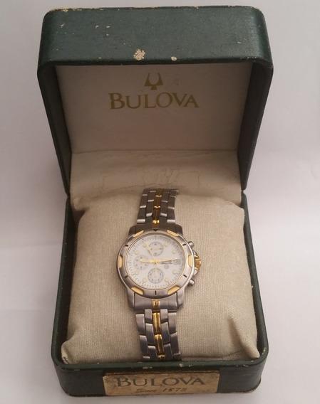 Relógio Bulova Marine Star Sw-5368