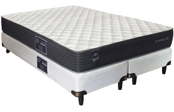 Sommier Kig Zize King Koil Xl 200x200 Alta Calidad!