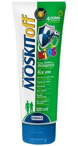 Moskitoff Kids 120ml  Farmax