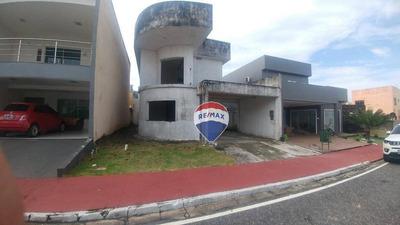 Casa Com 4 Dormitórios, 270 M² - Cidade Jardim Ii - Belém/pa - Ca0183
