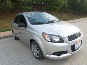 Chevrolet Aveo Lt Aut Sedán En Excelentes Condiciones