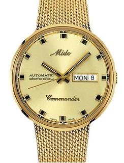 Mido Commander 1959 Automático M8429.3.22.13 Reloj Hombre