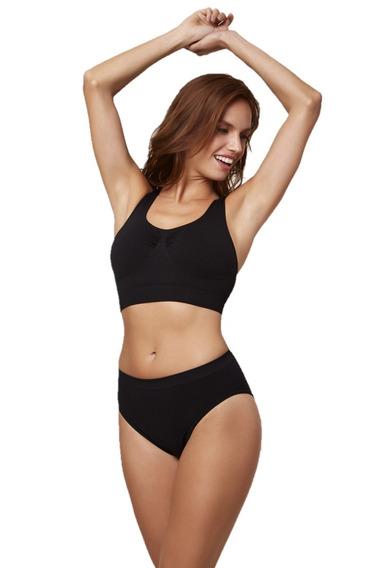 Bombacha Aretha Confort Bikini Pack X3 Articulo 633