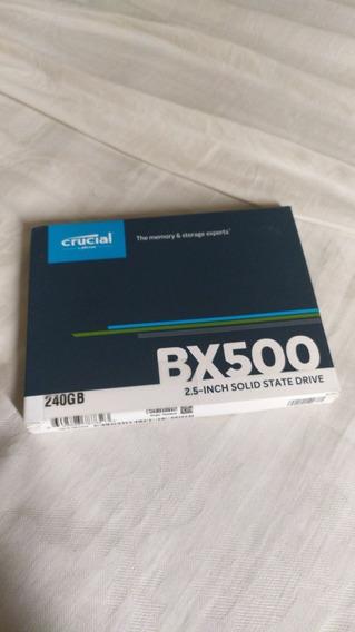 Hd Ssd 240 Gb Crucial Bx500 2.5 Inch