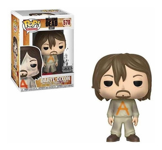 Funko Pop Daryl Dixon 578 Fye Exclusive - The Walking Dead