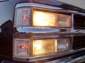 Chevrolet Grand Blazer 9 Lugares Diesel