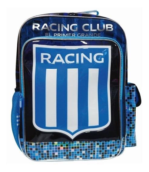 Mochila Racing Club 18 Pulgadas Original