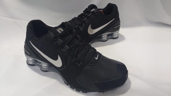 Tenis Nike Shox Preto 833584-001