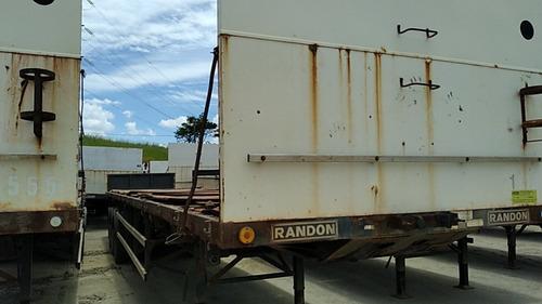 Randon Porta Container Carga Seca - 1618