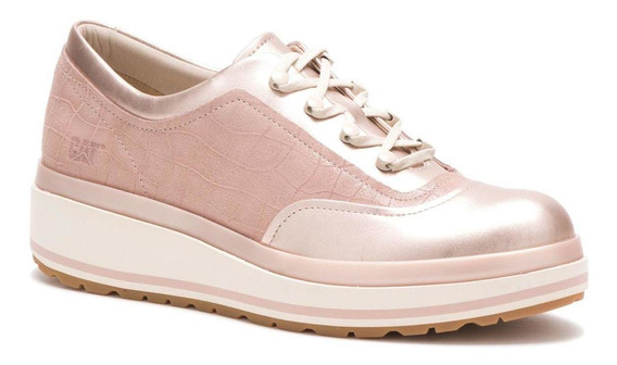 Zapato Mujer Cardi Rosa Cat
