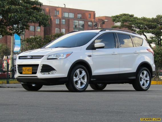 Ford Escape Se At 2000cc Aa 4x4 7ab Abs