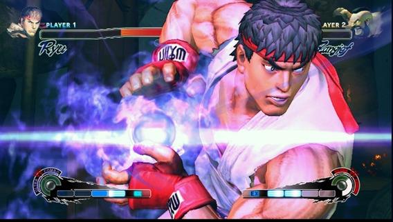 Ultra Street Fighter 4 Ps3 Jogo Psn Envio Rápido Comprar