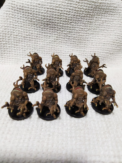D&d Rpg Miniatura Lote 100 Xorn Miniaturas Wizards Original