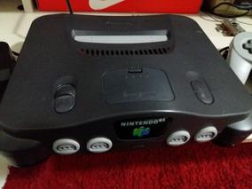 Nintendo 64 Completo Com 2 Controles