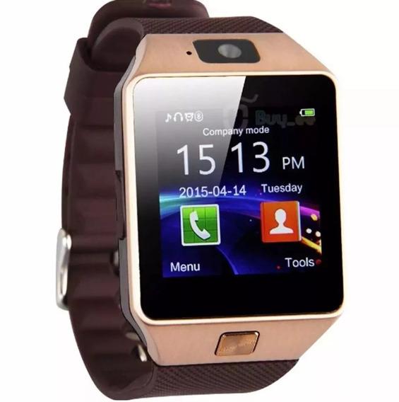 Relógio Celular Bluetooth Camera Android