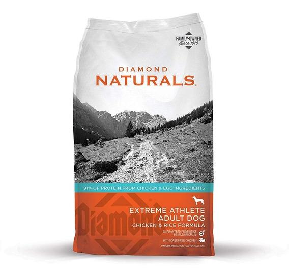 Diamond Naturals Extreme Athete 18kg 32% Proteina 25% Grasa