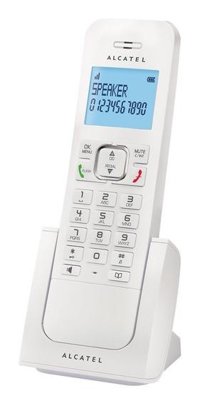 Teléfonos Inalámbricos G280 Blanco Carga Dual Alcatel