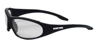 Surtek-lentes De Seguridad Reforzado Transparente*137668